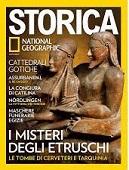 Copertina dell'audiolibro Storica N.G. Giugno 2021
