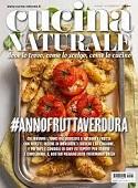 Copertina dell'audiolibro Cucina Naturale Giugno 2021