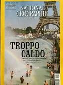 Copertina dell'audiolibro National Geographic Luglio 2021