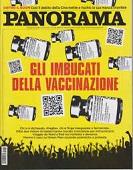 Copertina dell'audiolibro Panorama 34 2021