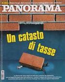 Copertina dell'audiolibro Panorama 39-2021