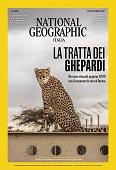 Copertina dell'audiolibro National Geographic Settembre 2021