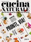 Copertina dell'audiolibro Cucina Naturale Settembre 2021