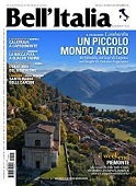 Copertina dell'audiolibro Bell'Italia Ottobre 2021