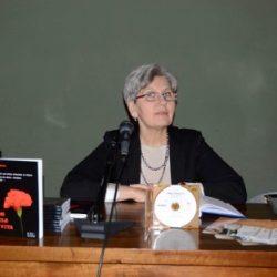 La scrittrice Ana Danca