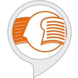 Icona dell'assistente vocale Libro Parlato