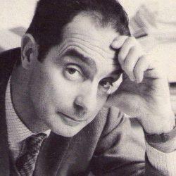Primo piano di Italo Calvino