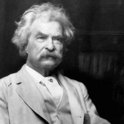 Foto di Mark Twain
